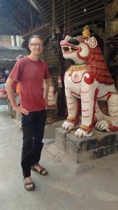 Here be dragons Kathmandu